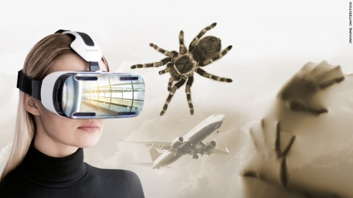 VR in Medical World shows Promise in Curing Phobias
