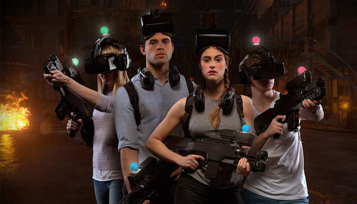Oculus Will Unite You With Friends in Virtual Reality
