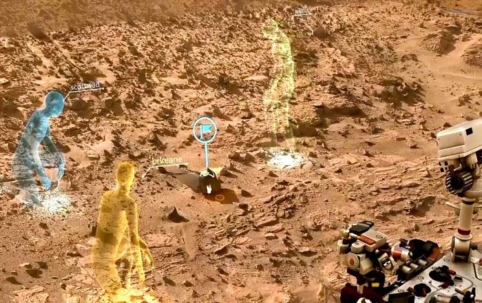 NASA Uses Virtual Reality to Experience Mars like Never Before
