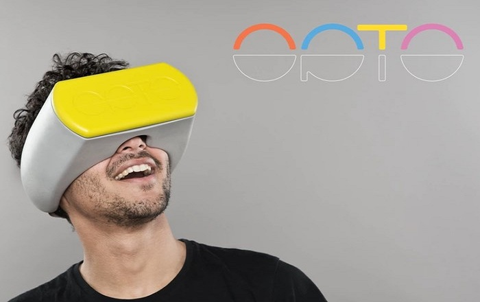 Check out the Latest Opto Rugged VR Smartphone Headset