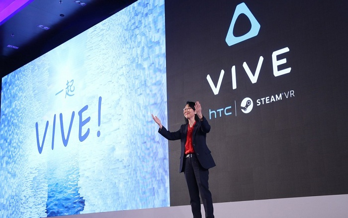 HTC Takes Virtual Reality Further After Announcing $100M Fund