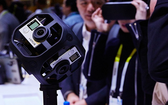 Go Pro Omni VR Camera Review: Awesome People Doing Awesome Stuff