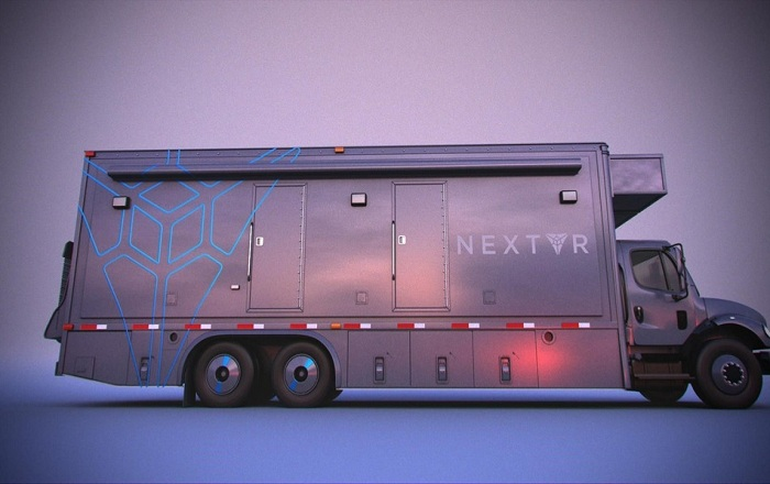 Make Way for the First Virtual Reality Production Truck