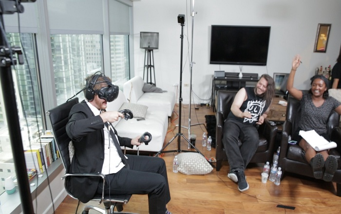 Man Sets new Record by Spending 25 hours Straight in Virtual Reality
