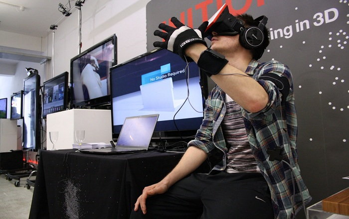 Laser Beams in Eyes is the Next Big thing for Virtual Reality Headsets