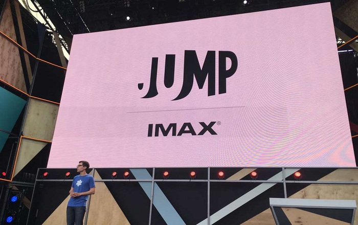 Google and IMAX Team up to Bring Cinema Grade VR Camera into Market