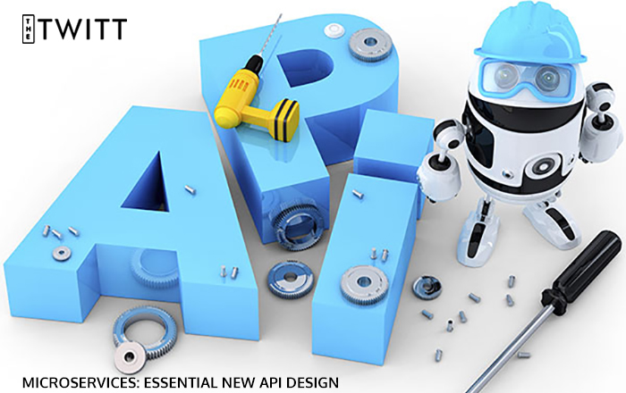 Microservices: Essential New API Design