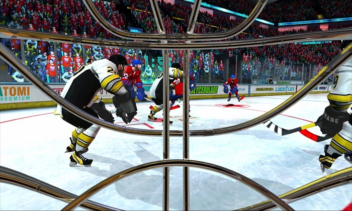 Hand-On Experience With VR Sports 'Hockey' With Oculus Touch