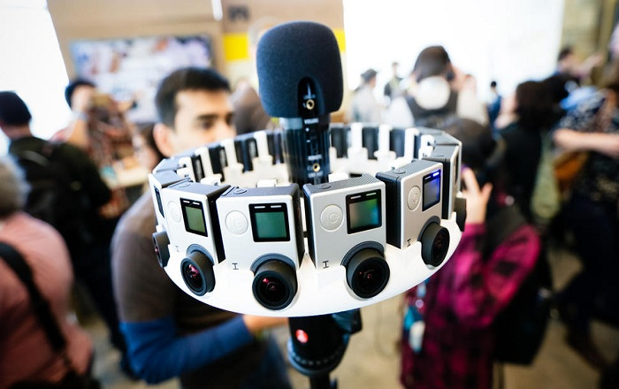 Go Pro Odyssey Review: The Wonders This 16-camera VR Rig Will Do