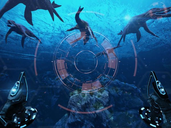Chronos Review- A Third Person Oculus Experience That Makes you Age in VR