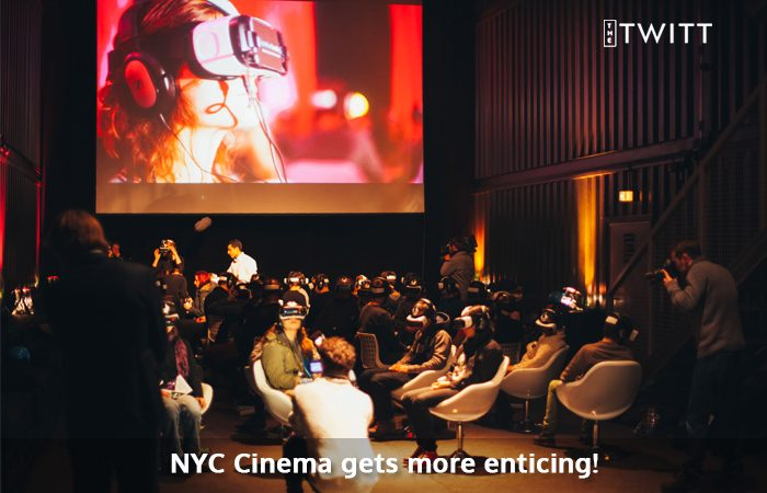 America Gets Its First Virtual Reality Cinema In NYC