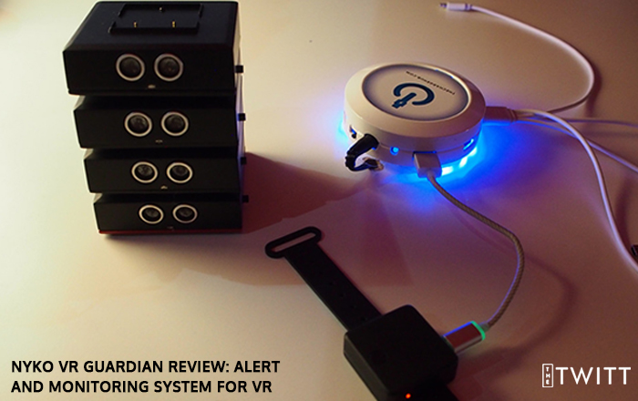 Nyko VR Guardian Review: Alert and monitoring system for VR
