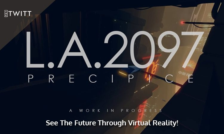 L.A. 2097 – A Game From The Future Is Here And Tt's Fantastic