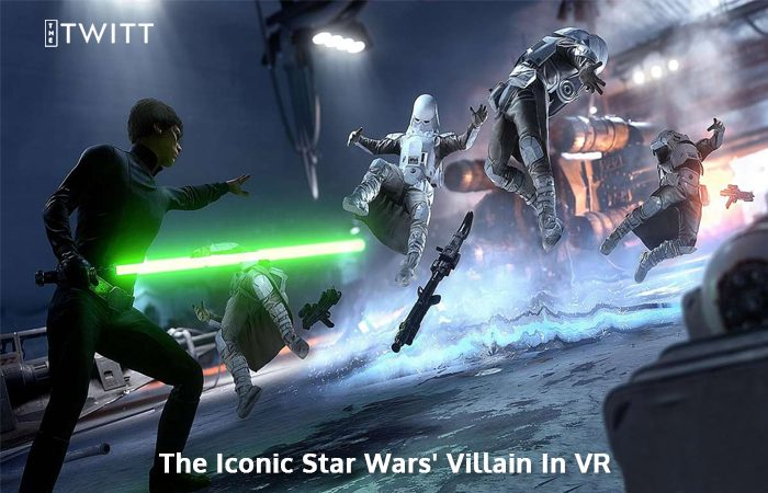 Star Wars' Darth Vader to feature in a Virtual Reality Game