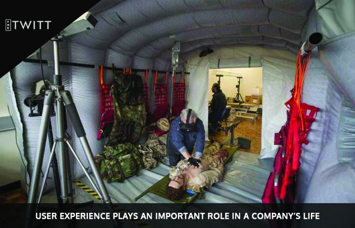 UK Armed Forces Employs Virtual Reality 'Chinook' to Train Medics