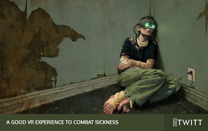 Basic Guidelines for Minimizing Sickness in VR via UX Design