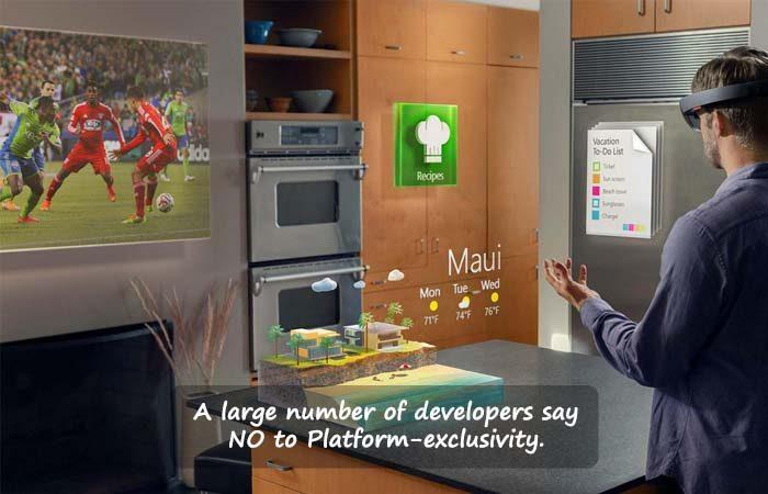 A Survey Claims 78% of AR/VR Developers To Be Platform Agnostic