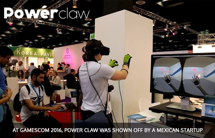'Power Claw', Soon To Be Revolutionary In Virtual Reality
