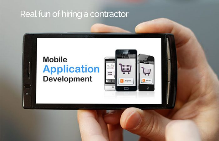 Common Mistakes While Hiring A Contractor For You Mobile App Development
