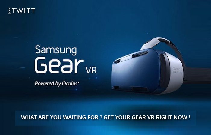 Gear VR Launching On 19th August Pre-orders Open Right Now