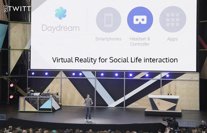 Google's Daydream Lab is Working to handle VR Social Life