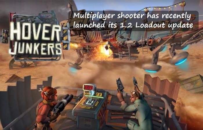 Hover Junkers To Give More Guns To Shoot In Their Latest Update