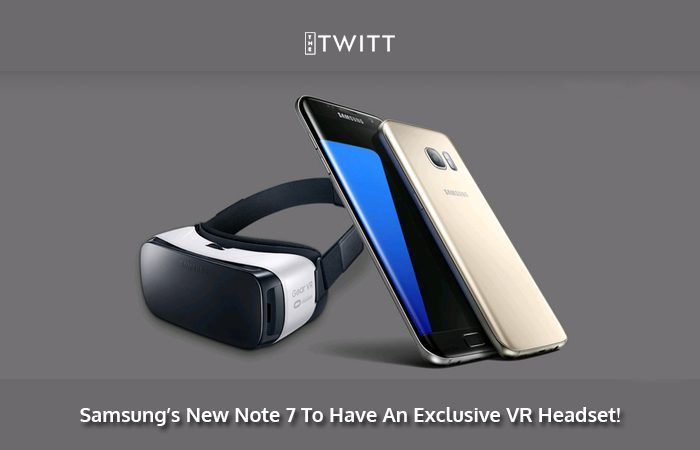 Leaks About New Samsung Gear VR Suggests A Headset For Phablets