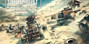 Crossout VR Review: Maneuver Customized Killing Truck With Oculus