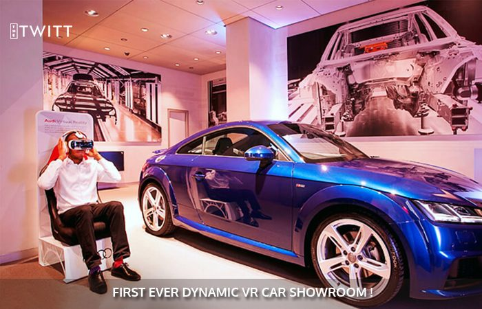 Make Way For Futuristic Automotive Ecommerce With VR Car Showroom