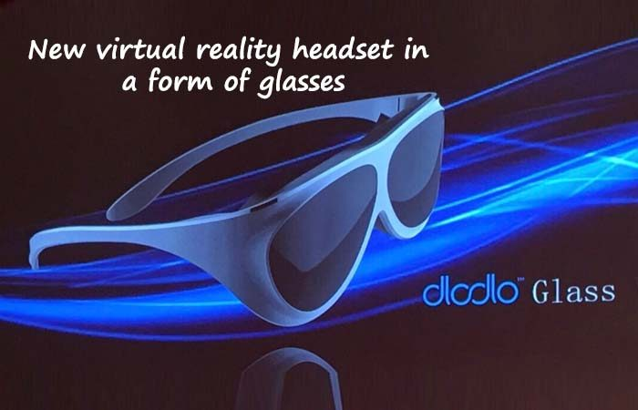 Now Immerse In Illusionistic Space In STYLE With Dlodlo' New VR Glasses
