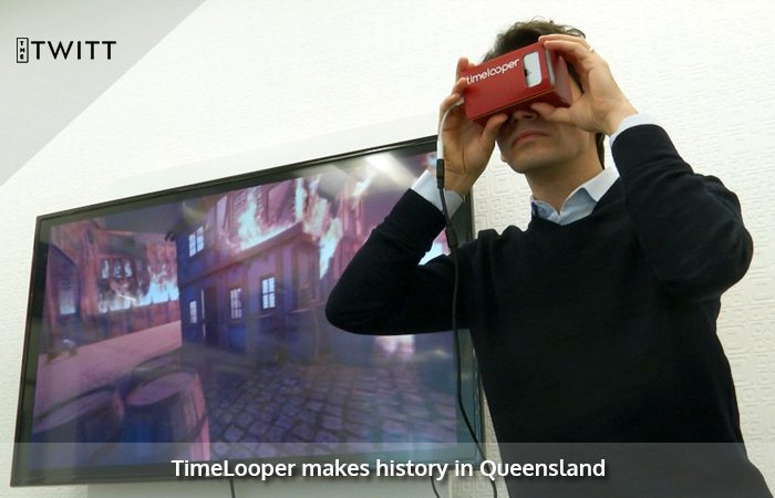 Queensland Will Soon Witness A Launch Of VR Time Travel App