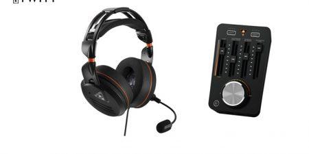 Turtle Beach VR Headphones- Wireless Superhuman hearing Tech