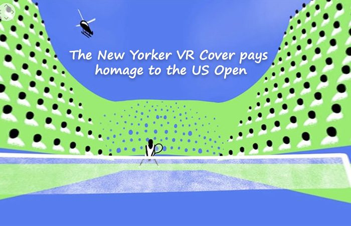 The New Yorker's Latest Cover gets a Virtual Reality Makeover