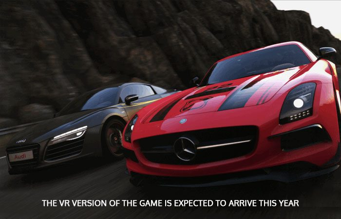 Driveclub VR Announced As The Exclusive Launch Title For PSVR