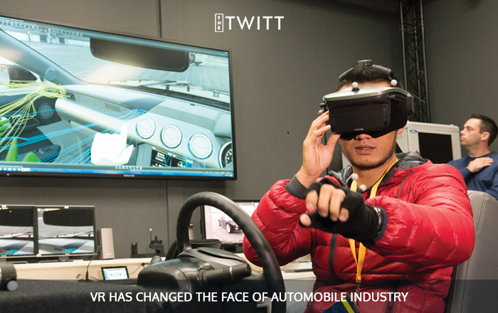 Virtual Reality And Ford GT Race Car Comes Hand In Hand For An App