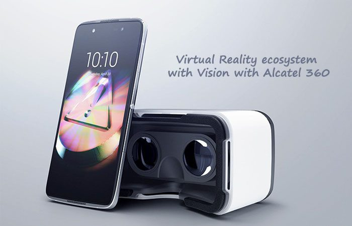 Alcatel Launches Virtual Reality A New Smart Phone Under $200, Now In 5 Colors