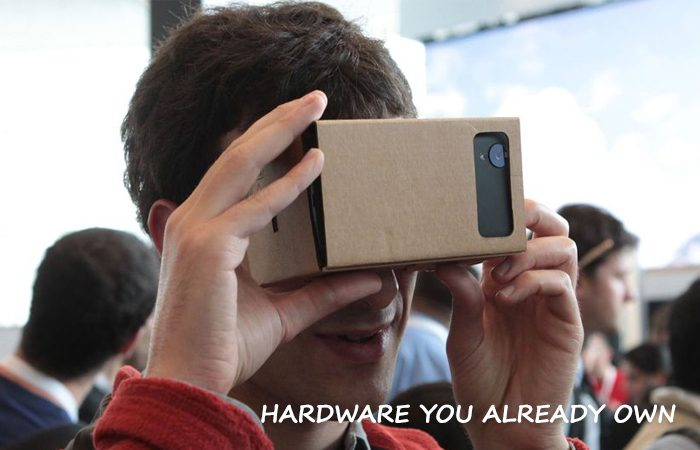 Capture Immersive Photos From Smartphone With Google's Cardboard Camera