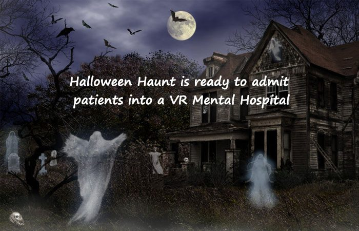 Experience A Haunting Halloween Like Never Before With Virtual Reality