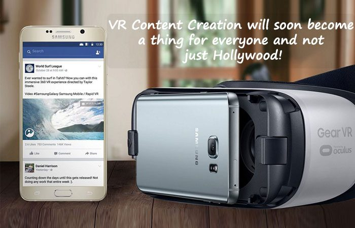 Facebook Brings VR Content Creation To Masses With Its Photo Team