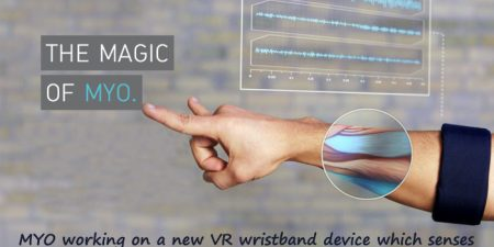 Leaked Input Device Dropped $120 M by Investors into Thalmic Labs