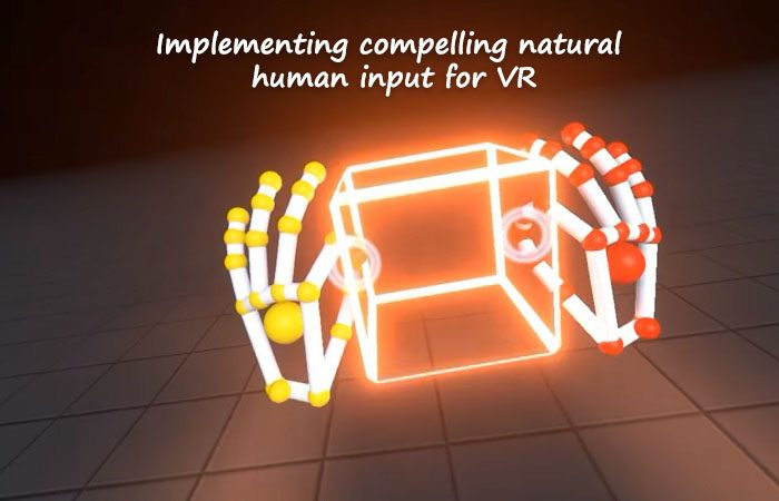 Leap Motion Launches Interaction Engine For Natural Human Input In VR