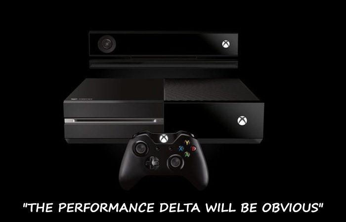 Microsoft's Confidence of Xbox Scorpio's Power over PS4 Pro