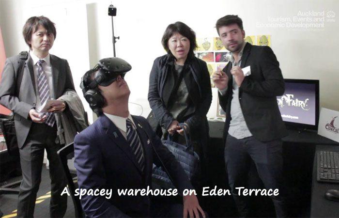 NZ Also Opens AR/VR Garage, An International Virtual Reality Centre