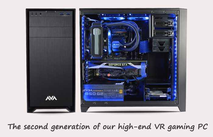Review Of Exemplar 2 VR PC Which Is Now Available