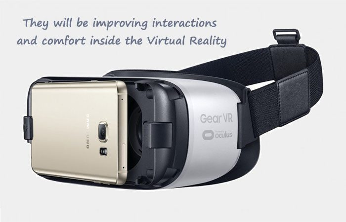 Samsung's Third Virtual Reality Headset For Its Galaxy Series
