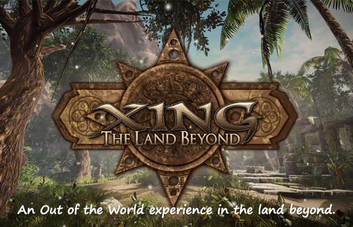 XING: the Land beyond is here on HTC Vive Trailer Launch today
