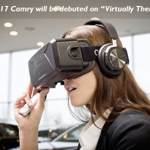 USA Today's New Virtual Reality Show Powered By Toyota