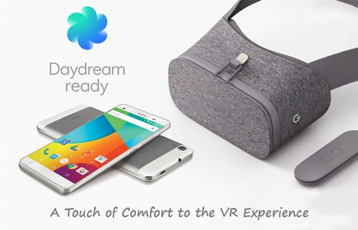 Google Finally Declared Daydream 'View' Virtual Reality Headset!
