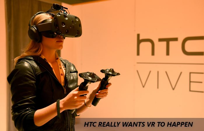 HTC Bringing VR To The Mobile Storefront For Android