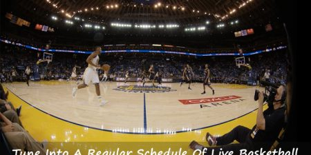 Now Watch NBA Live This Season In Virtual Reality Once A Week